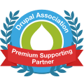 Capgemini are a Premium Supporting Partner of the Drupal Association